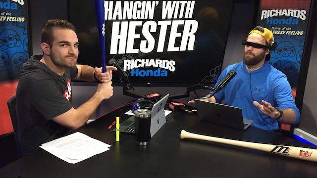 Hangin' with Hester - January 23, 2019