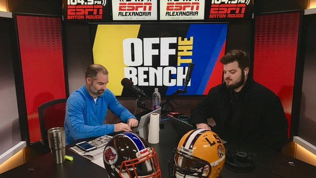 Off The Bench - January 21, 2019