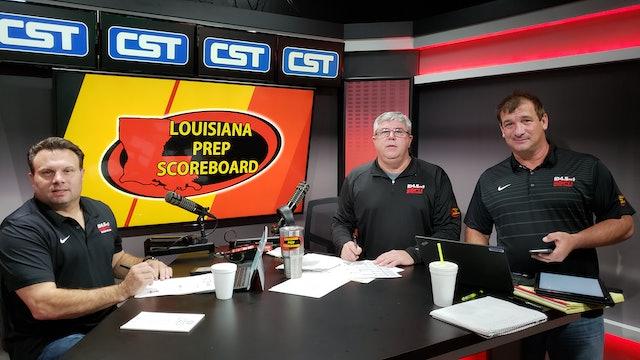 Louisiana Prep Scoreboard - 2nd Round Playoffs