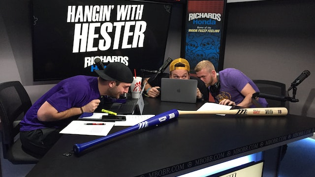 Hangin' with Hester - February 7, 2019