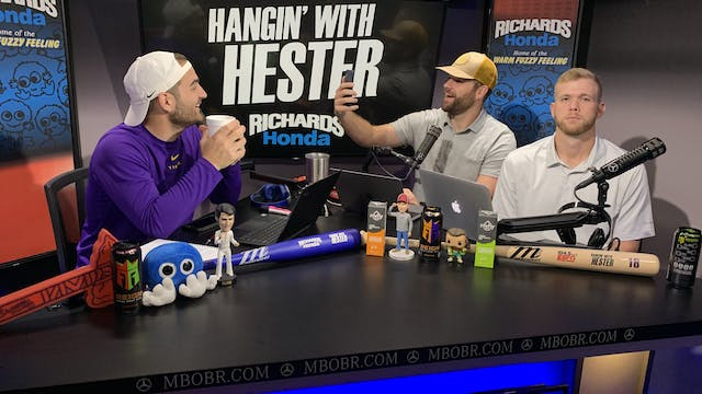 Hangin' with Hester - September 18, 2019