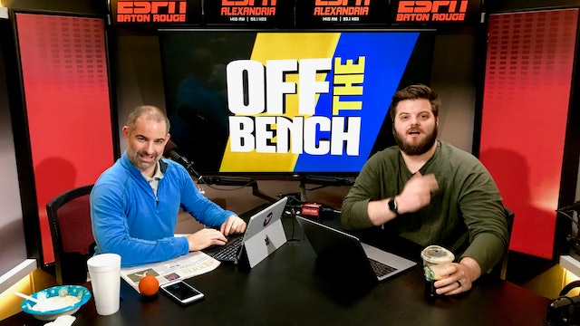 Off The Bench - February 22, 2019
