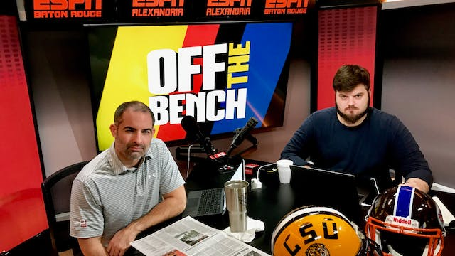 Off The Bench - January 7, 2019