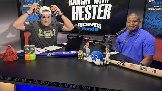 Hangin' with Hester - October 1, 2019