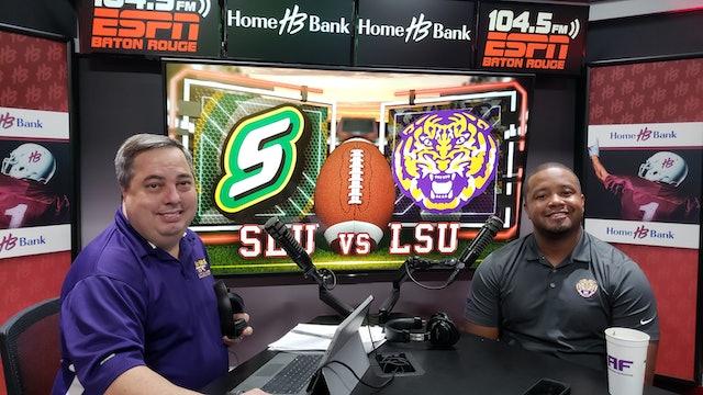 (11) LSU vs Southeastern Post | Gameday & Scoreboard