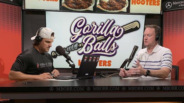 Gorilla Balls Podcast - April 26, 2019