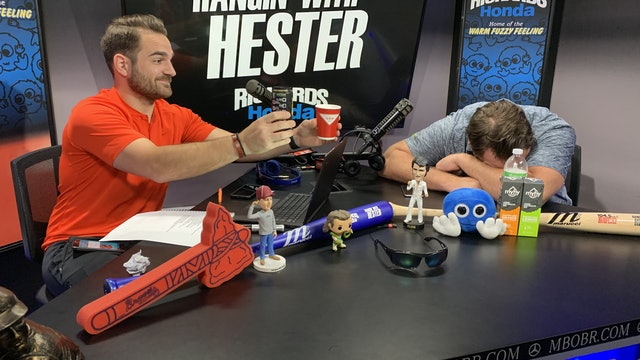 Hangin' with Hester - August 19, 2019