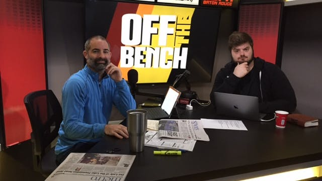 Off The Bench - November 7, 2018