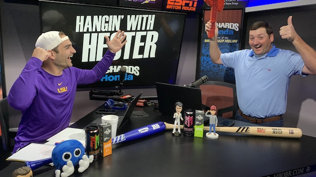 Hangin' with Hester - October 2, 2019