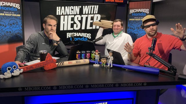 Hangin' with Hester - October 24, 2019