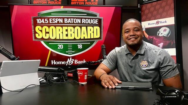(6) LSU vs GA Southern Post | Gameday...