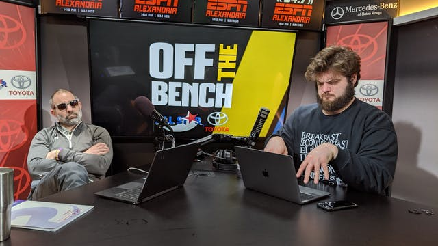 Off The Bench - February 20, 2020