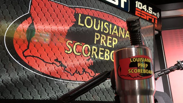 Louisiana Prep Scoreboard - Week 10