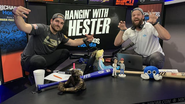 Hangin' with Hester - May 8, 2019