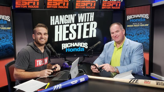 Hangin' with Hester - September 13 2018