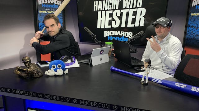 Hangin' with Hester - February 26, 2019