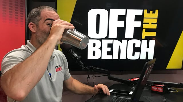 Off The Bench - June 7, 2019