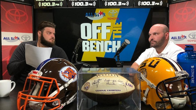 Off The Bench | May 26, 2020