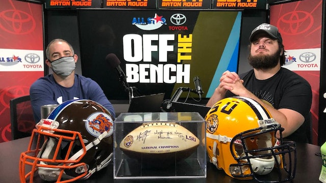 Off the Bench | May 20, 2020