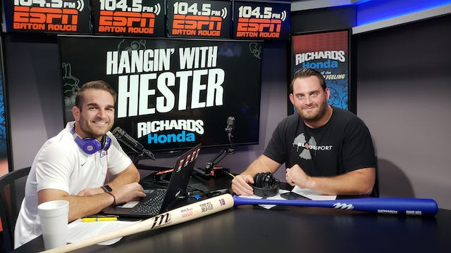 Hangin' with Hester - September 26 2018