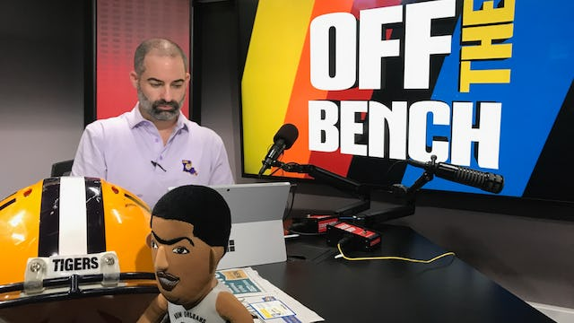 Off The Bench - October 3, 2018