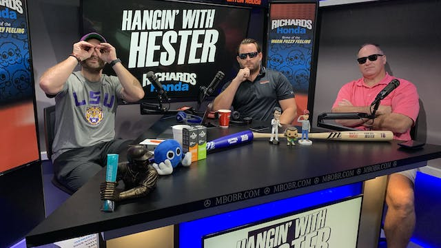 Hangin' with Hester - July 26, 2019