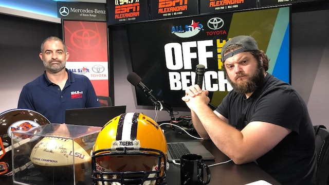 Off The Bench | May 14, 2020