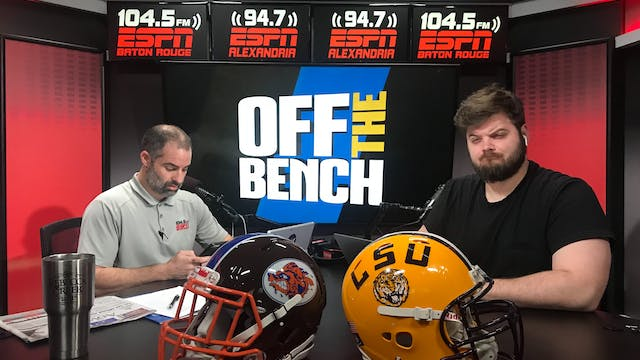 Off The Bench - February 12, 2019