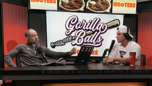 Gorilla Balls Podcast - March 22, 2019