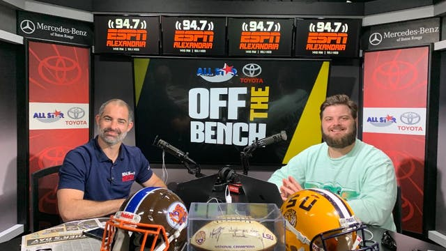 Off The Bench | June 8, 2020