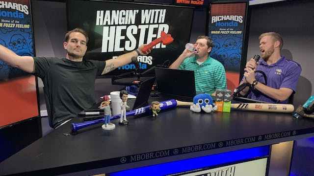Hangin' with Hester - August 22, 2019