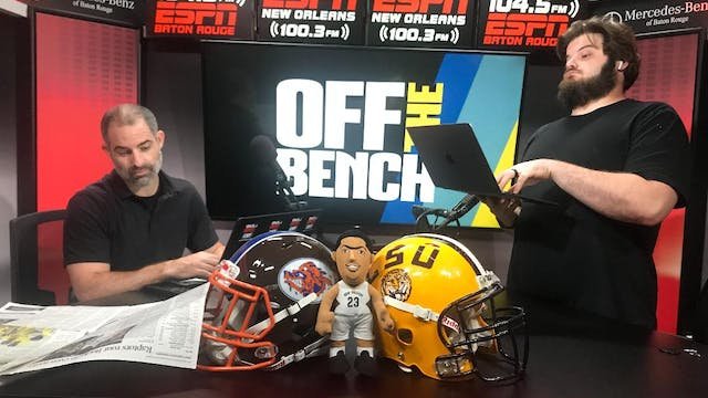 Off The Bench - May 22, 2019