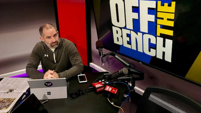 Off The Bench - November 28, 2018