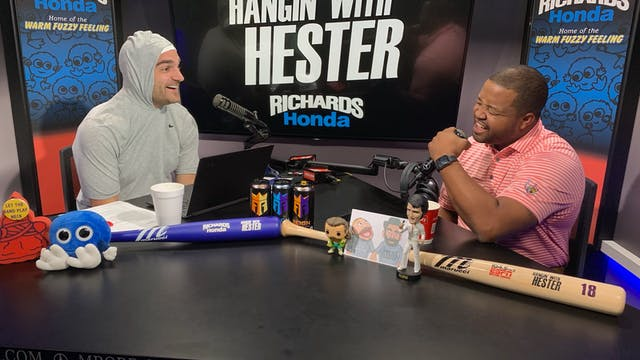 Hangin' with Hester - November 5, 2019