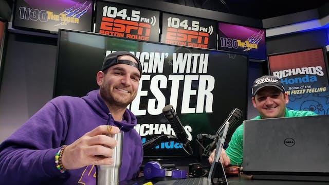 Hangin' with Hester - November 14 2018