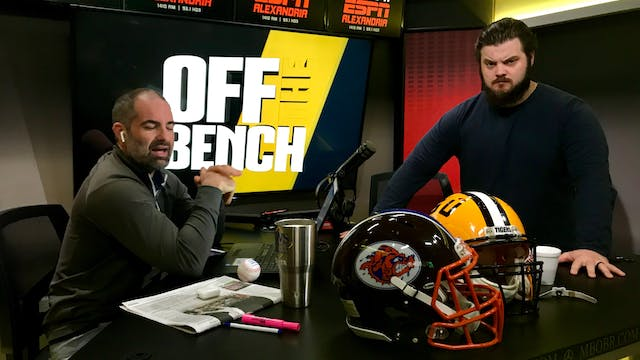 Off The Bench - April 9, 2019