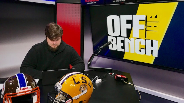 Off The Bench - April 1, 2019