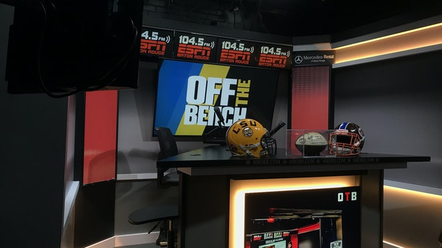 Off The Bench - March 16, 2020