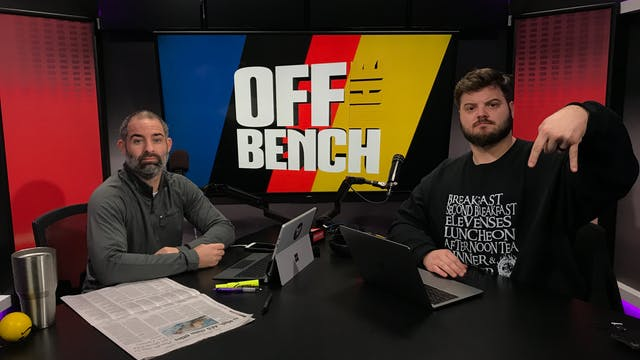 Off The Bench - November 16, 2018