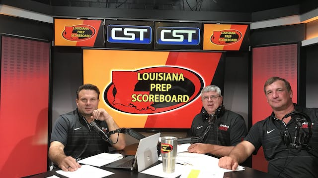 Louisiana Prep Scoreboard - Week 2