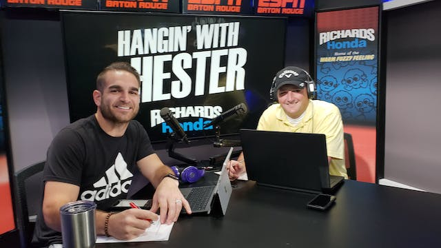 Hangin' with Hester - September 12 2018