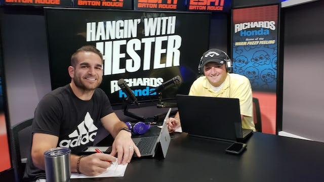 Hangin' with Hester - September 12 2018