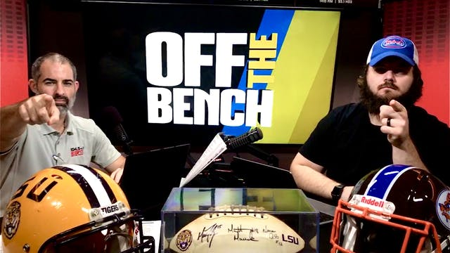 Off The Bench - October 7, 2019