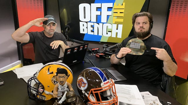 Off The Bench - May 27, 2019