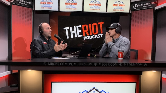 The Riot Podcast - December 10, 2019