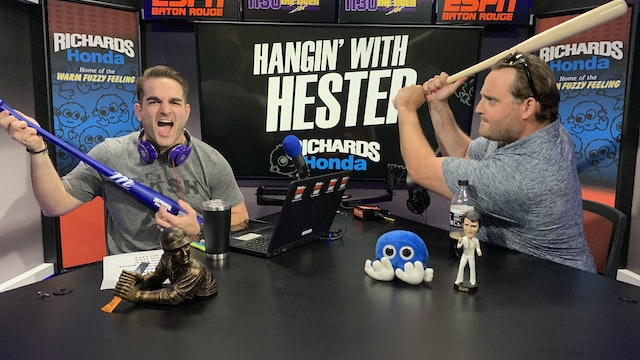 Hangin' with Hester - March 27, 2019