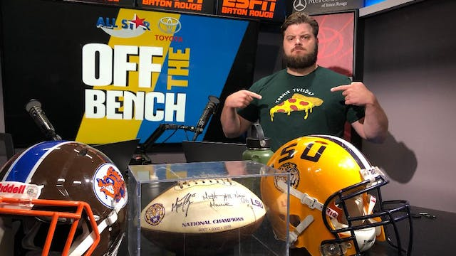 Off The Bench | June 9, 2020