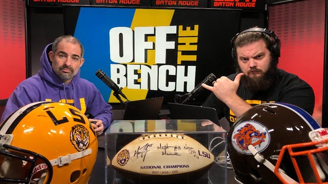 Off The Bench - November 1, 2019