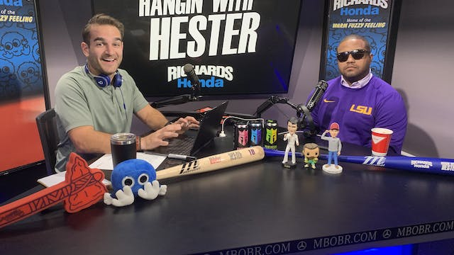 Hangin' with Hester - October 22, 2019