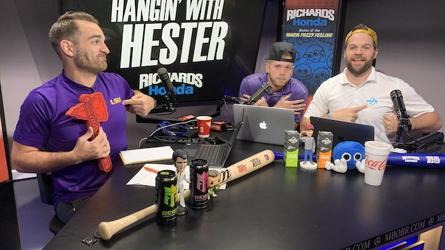 Hangin' with Hester - October 9, 2019